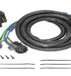 details about tow ready 20146 fifth wheel harness 7 way adapter harness for gm ram dodge [ 1000 x 1000 Pixel ]