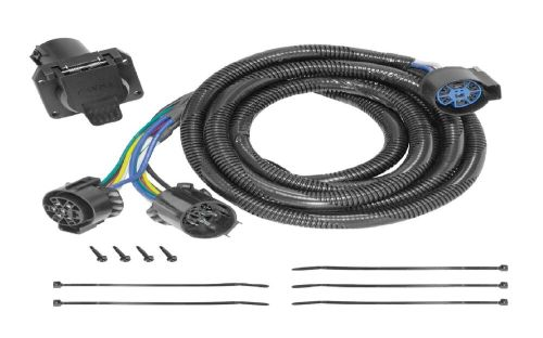 small resolution of details about tow ready 20146 fifth wheel harness 7 way adapter harness for gm ram dodge
