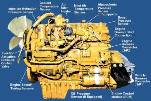 Caterpillar 3126, 3126B, 3126E Engine Workshop Repair
