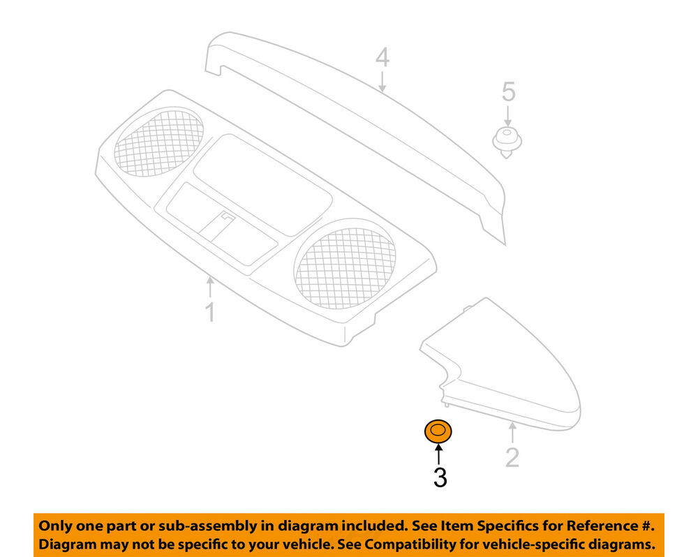 hight resolution of details about porsche oem 12 18 911 engine appearance cover side cover grommet 99711023900