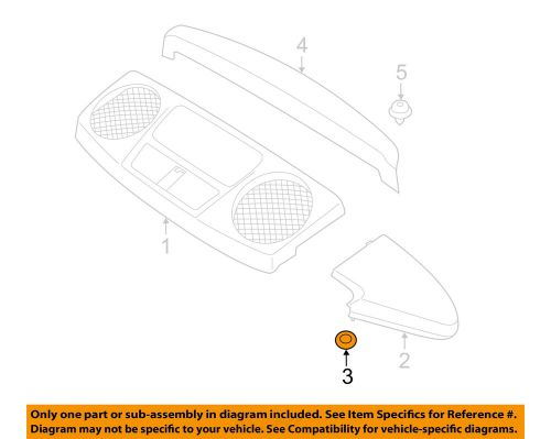 small resolution of details about porsche oem 12 18 911 engine appearance cover side cover grommet 99711023900