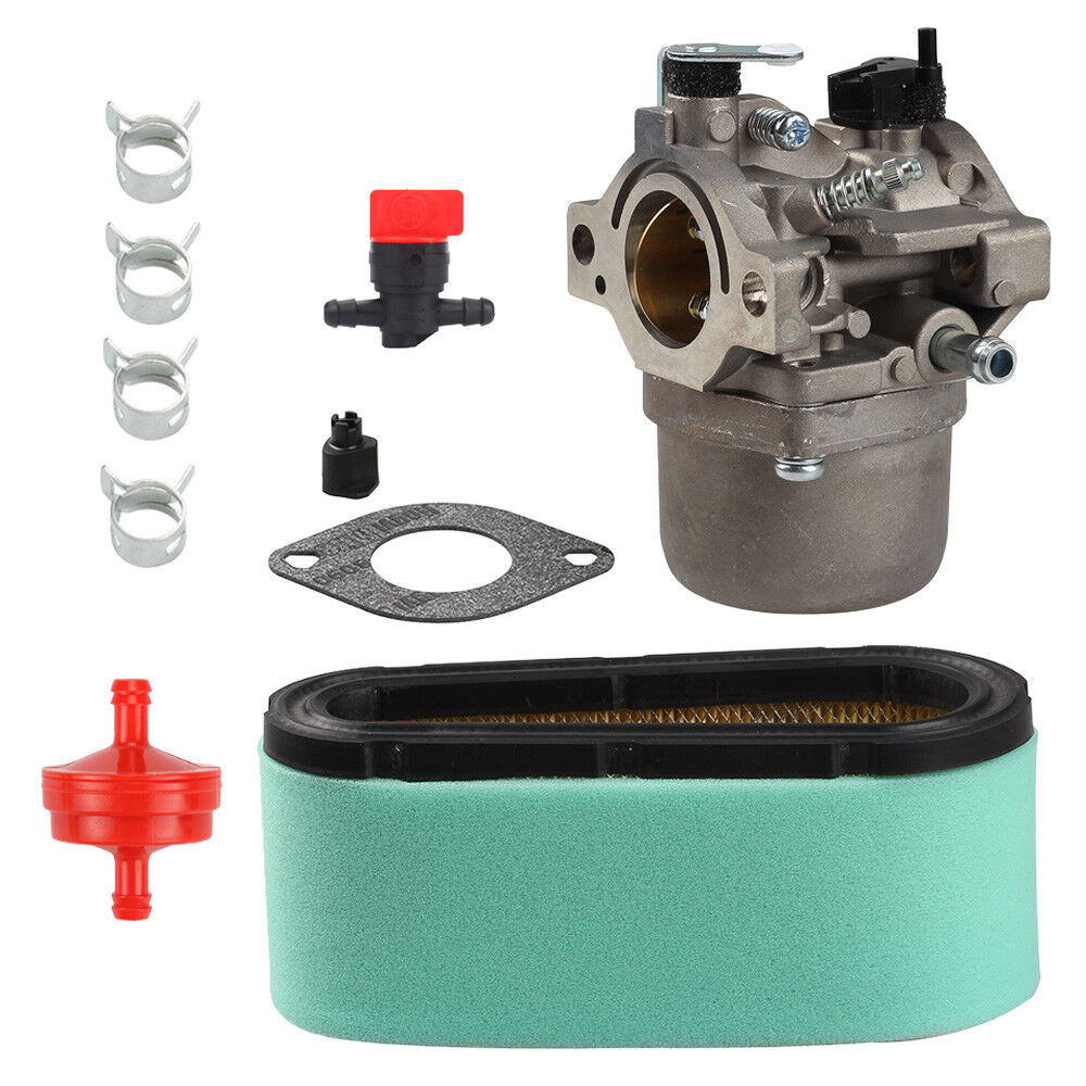 hight resolution of details about carburetor for briggs stratton 799728 498027 495706 494502 494392 fuel filter