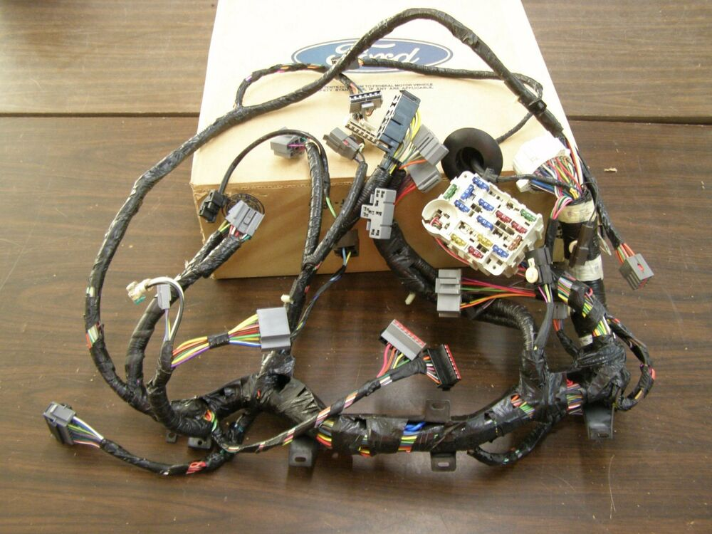 Ford Ranger Stereo Wire Harness