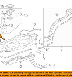 detalles acerca de 2009 2018 toyota rav4 fuel gauge tank float level sending unit oem 83320 09140 [ 1000 x 798 Pixel ]