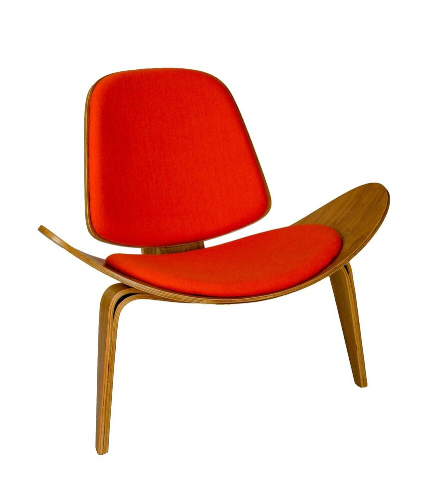 Famous Chair Hans Wegner Shell Chair World Famous Design Fantastic Quality Contemporary Chic Ebay