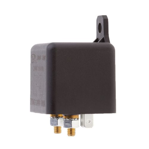 small resolution of details about 24v dc relay on off car auto power switch plastic black 4 pin over 100a amp