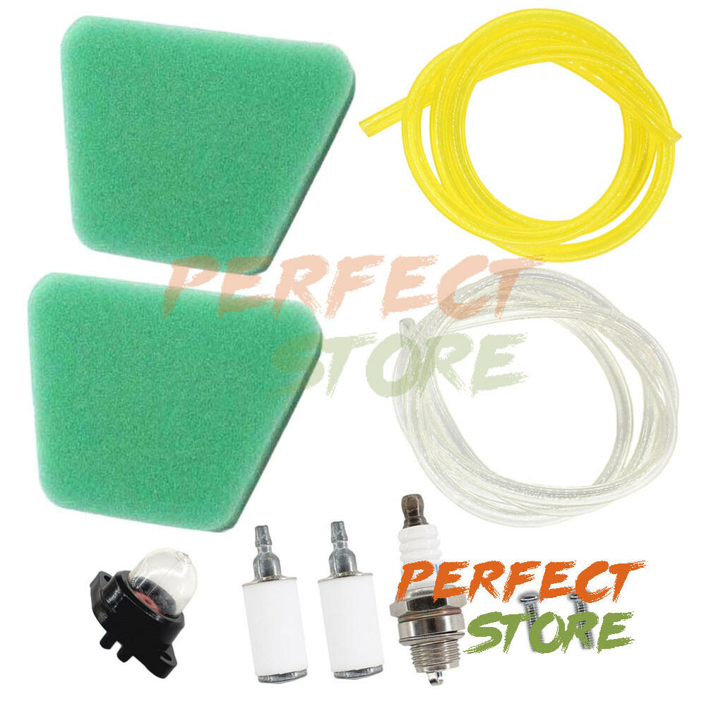 medium resolution of details about air fuel filter kit for poulan craftsman chainsaw 530037793 530095646 530071835