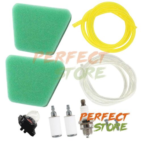 small resolution of details about air fuel filter kit for poulan craftsman chainsaw 530037793 530095646 530071835
