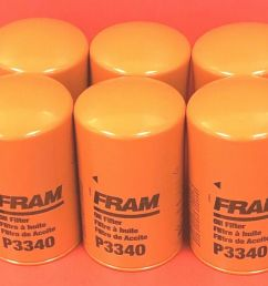 details about fram p3340 engine oil filter for thermo king [ 1000 x 939 Pixel ]