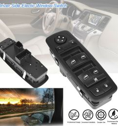 details about 2008 2014 master power window switch dodge grand caravan chrysler jeep 1 touch [ 1000 x 1000 Pixel ]