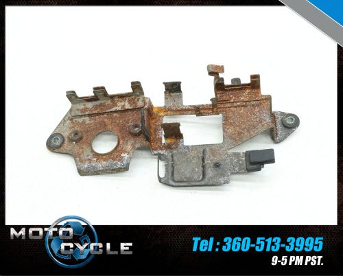 small resolution of details about 1985 honda cb450 cb 450 electrical mount bracket fuse box rectifier base 85 h4