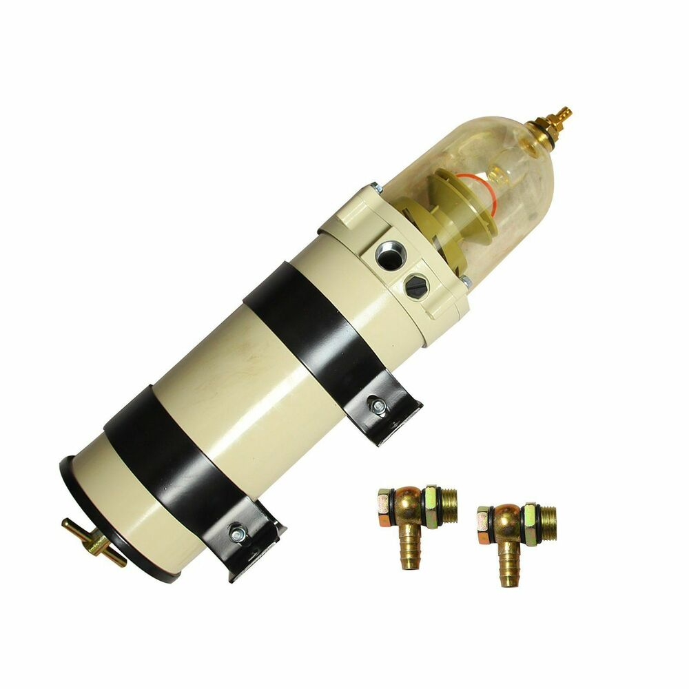 hight resolution of details about racor 1000fh 180gph diesel fuel filter separator gtb681 g1000