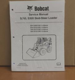 details about bobcat s250 s300 skid steer loader complete shop service manual repair 6904158 [ 808 x 1000 Pixel ]