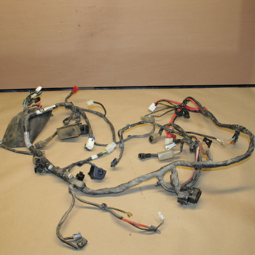 hight resolution of details about yamaha 2016 zuma 125 main engine wiring harness motor wire loom