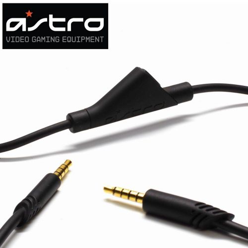 small resolution of details about new astro a40 tr inline mute switch aux cable for astro gaming a40 headset tr