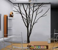 """Wall Decor Decal Sticker Removable large 78"""" tree trunk   eBay"""