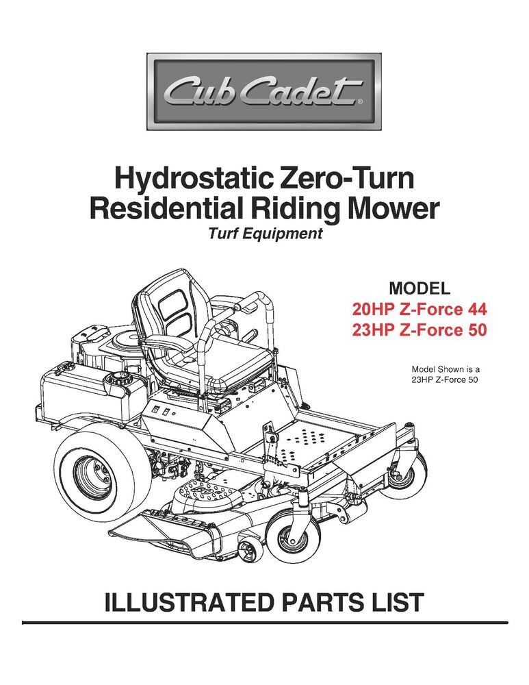 1040 Cub Cadet Parts Manual. Diagrams. Wiring Diagram Images