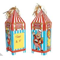 CARNIVAL Big Top Tent CIRCUS Birthday Party Decorations ...