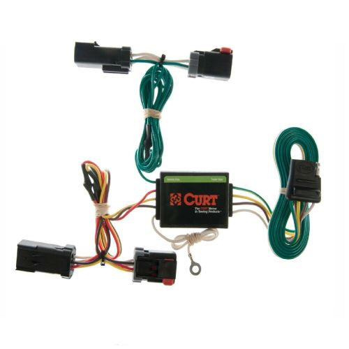 small resolution of curt trailer hitch custom wiring harness connector 55382 for jeep liberty ebay jeep liberty trailer wiring kit 20022007 by curt mfg 55382