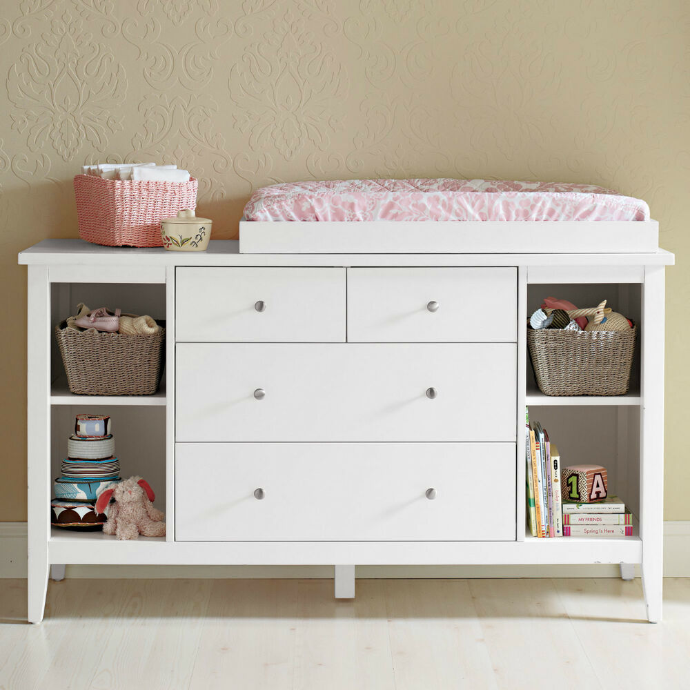 brand new baby change tablechanger  4 chest of drawers