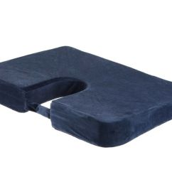 Lumbar Support Office Chair Cushion Special Needs High Deluxe Coccyx Wedge | Ebay
