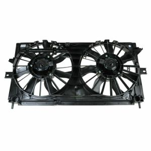Radiator Cooling Fan Assembly for 0003 Chevy Impala 34L