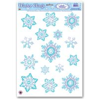 CHRISTMAS Winter or FROZEN Party Decoration SNOWFLAKE ...