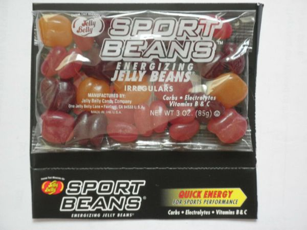 Jelly Belly ASSORTED ENERGIZING SPORT BEANS FLOPS Candy 3
