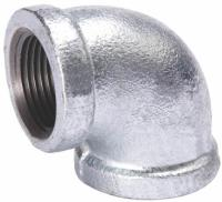 NEW B&K 3 INCH GALVANIZED PIPE THREADED 90 ELBOW FITTING ...