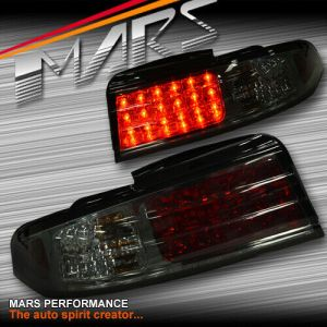 Smoked Tail Lights for Nissan 200SX Silvia s14 240sx 93 98