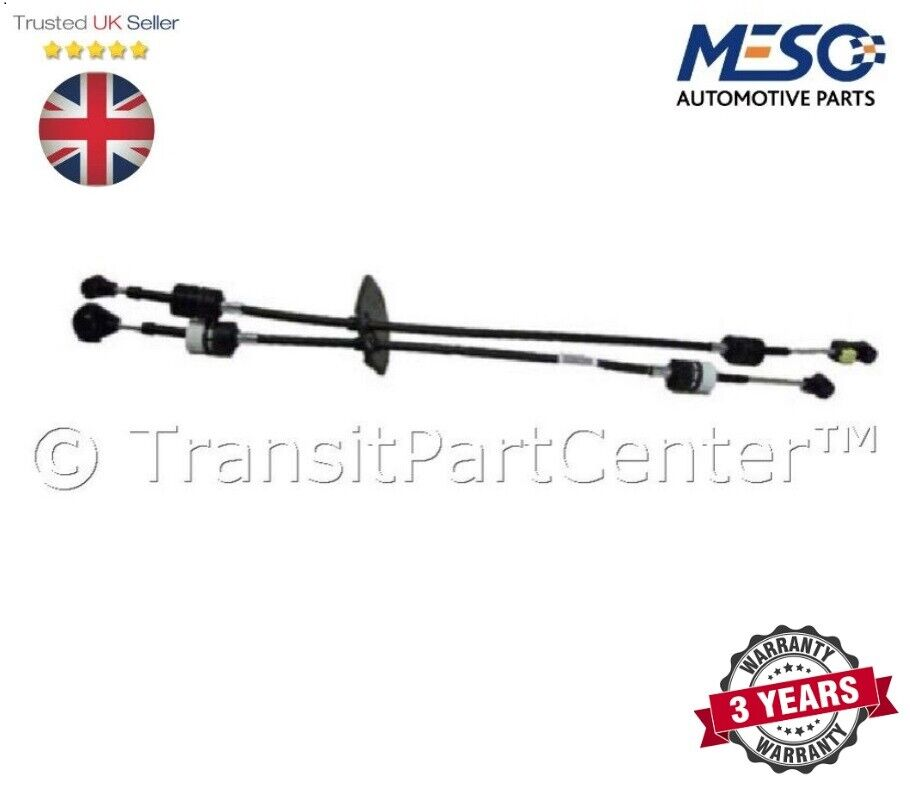 O.E GEAR CHANGE SHIFT SELECTOR CABLE FORD TRANSIT MK7 2006
