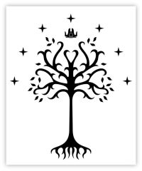 LORD of the RINGS Vinyl Sticker Decal *3 SIZES* King of