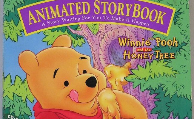 Disney 039 S Animated Storybook Winnie The Pooh And The