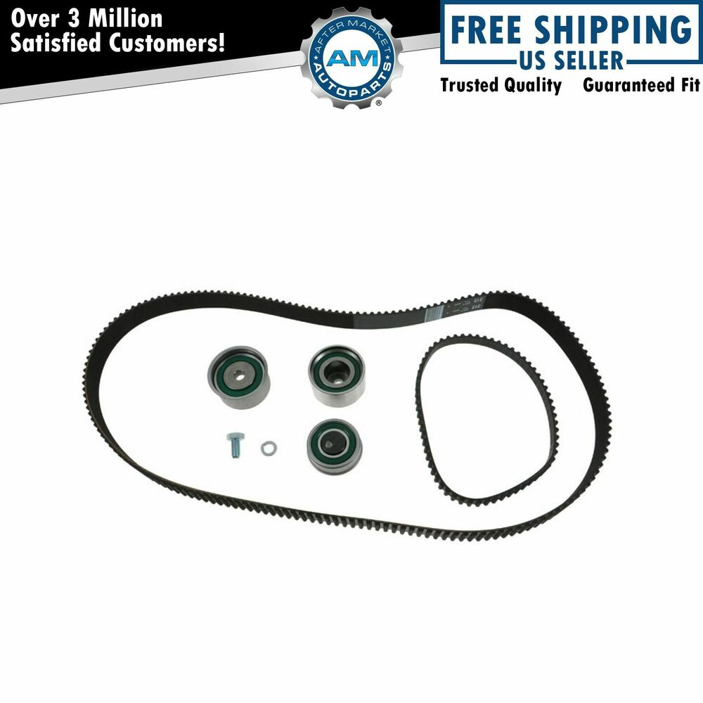 Engine Timing Belt Component Kit Set For Kia Optima Santa