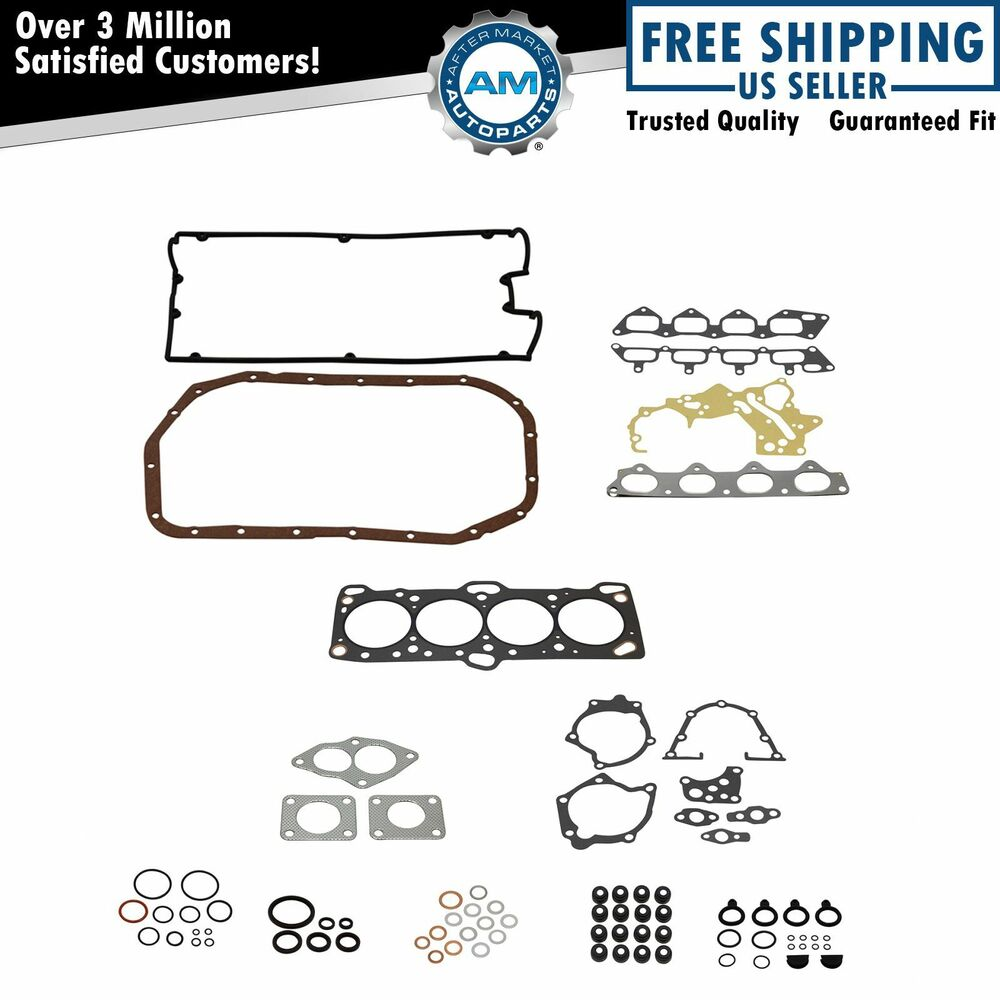 Complete Engine Gasket Set Kit for Eclipse Talon TSI 2.0L