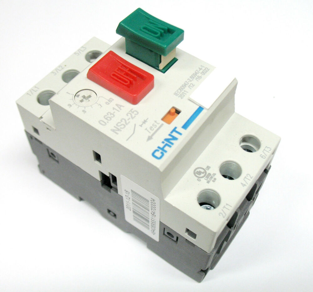 medium resolution of details about manual motor starter disconnect switch 13 18 amp 120 230 460 volt 1 3 phase