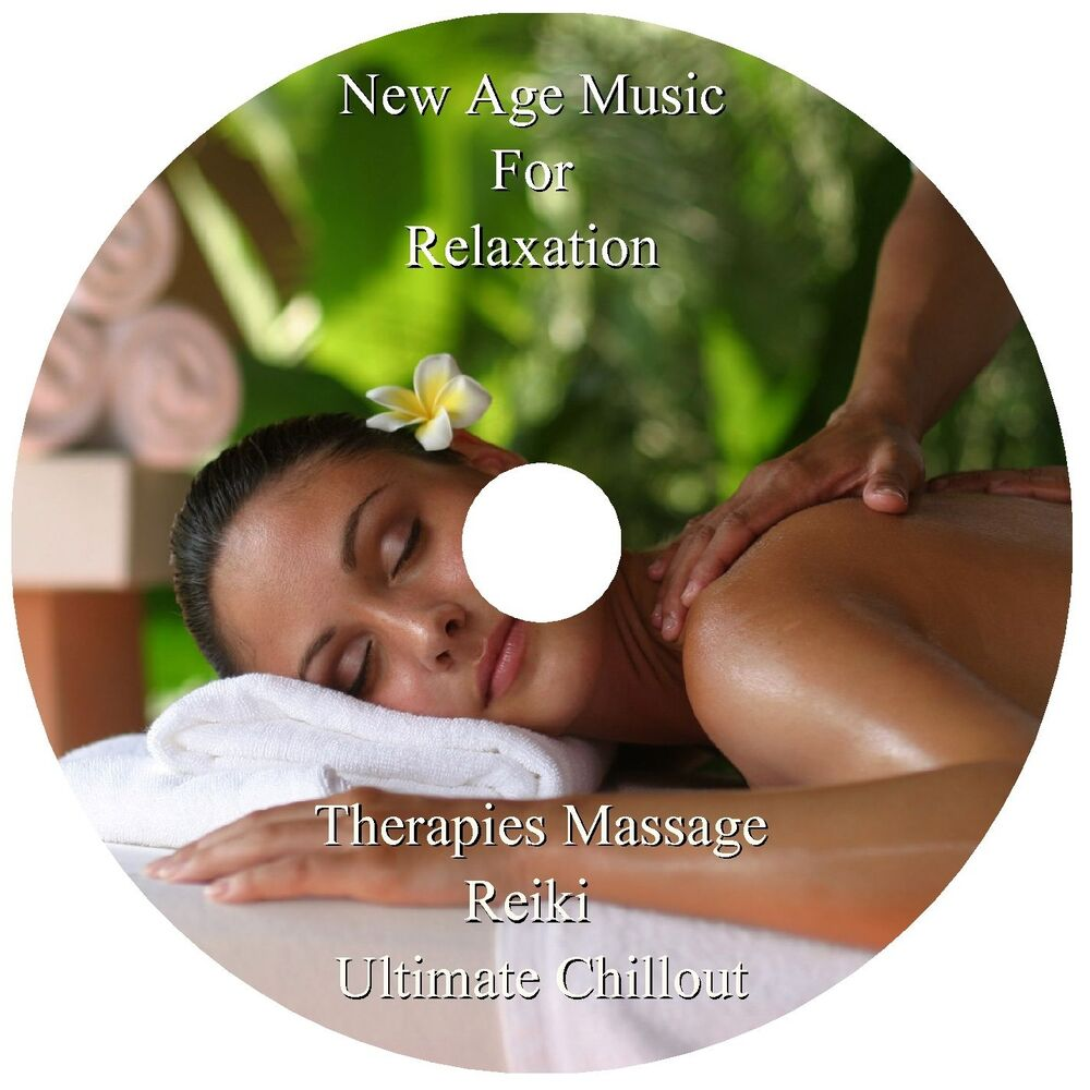 NEW AGE MUSIC FOR RELAXATION MASSAGE THERAPIES REIKI SPA