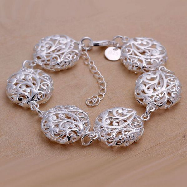 Sterling Solid Silver Fashion Jewelry Charms