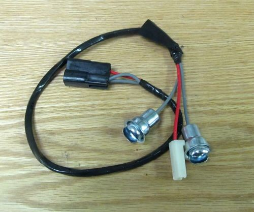 small resolution of details about 1957 chevy clock wire harness new usa made