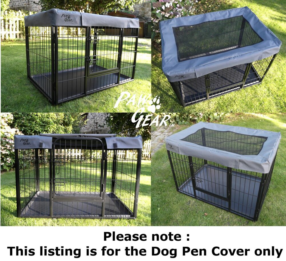 New Cover Only for Heavy Duty Dog Pen Cage Crate Puppy