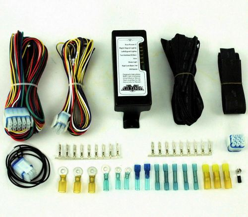 small resolution of complete ultima led electronic wire wiring system harness atv led turn signal wiring diagram led turn