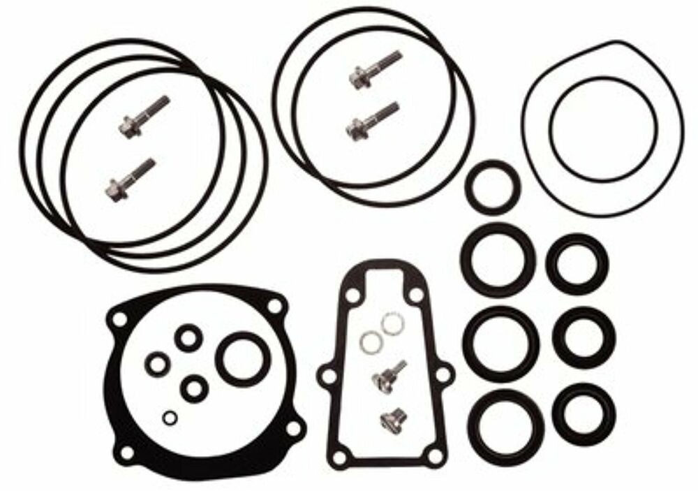 Johnson Evinrude 90-250 V4 V6 Lower Unit Seal Kit 18-2623