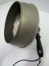 Old 1930-40s era Stein O Lite Industrial Hand Held Spot ...