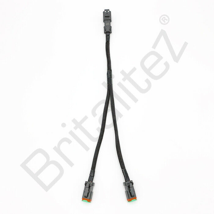 Universal Spot Fog Light Wiring Harness, Land Rover