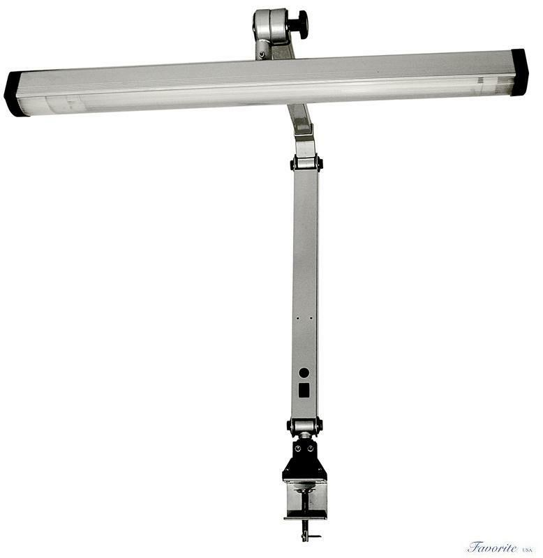 3200 LUMENS LED HIGH ILLUMINATION JEWELERS TASK LAMP