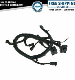 oem fuel injector wiring harness for 05 07 ford diesel 7 pin trailer wiring harness ford trailer hitch wiring diagram [ 1000 x 1000 Pixel ]