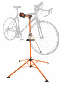 Conquer Portable Home Bike Repair Stand Adjustable Height ...