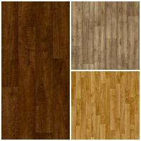 Wood Laminate Effect Vinyl Flooring. Brand New. Cheap Lino ...