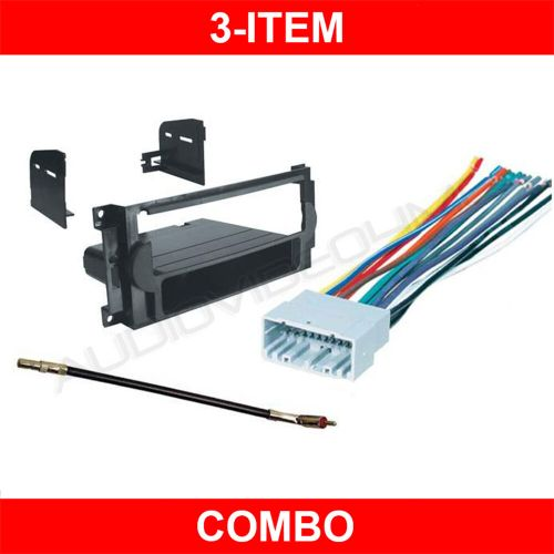 small resolution of 2005 2007 jeep grand cherokee stereo radio dash kit wire stereo wiring harness 2006 porsche boxster stereo wiring diagram 2006 ford explorer