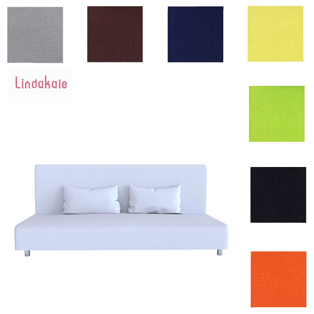 sofa bed covers free removal nyc custom made cover fits ikea beddinge hidabed replace details about 39 fabrics